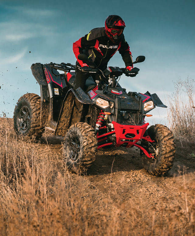 POLARIS SPORTSMAN XP 1000 S