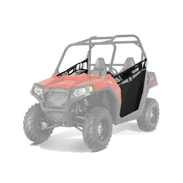 Part Number : 2879614 RZR DOOR KIT BLACK POWDER COAT