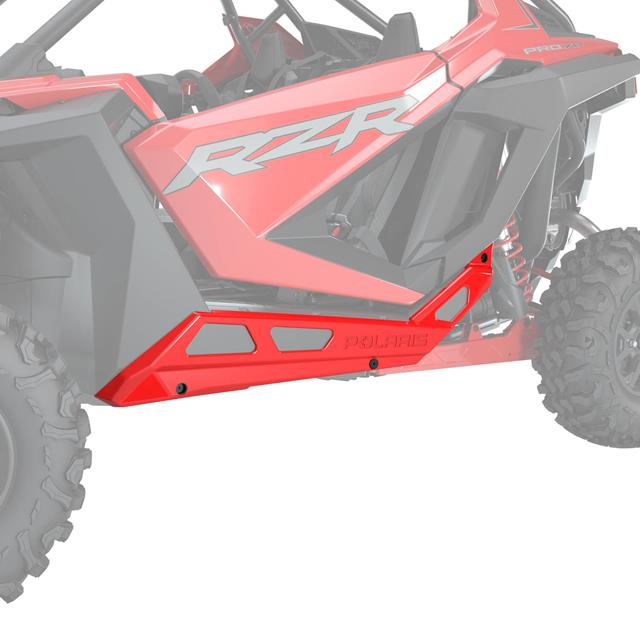Part Number : 2883760-293 K-ROCK SLIDER LOPRO RZV RED