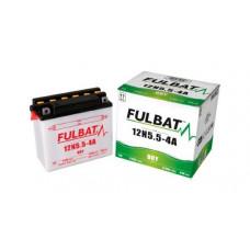 BATERIA FULBAT 12N5.5-4A