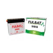 BATERIA FULBAT 51913  Eletrólito Incluído