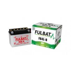 BATERIA FULBAT YB4L-B Eletrólito Incluído