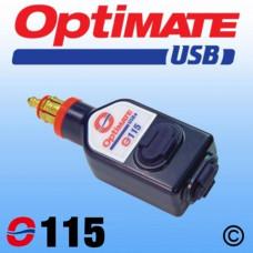 O115 Carregador Duplo USB