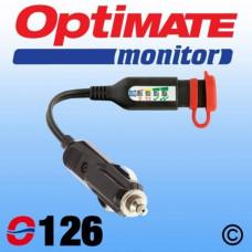 O126 Monitor de Plug Cig