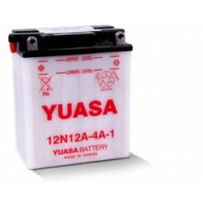 BATERIA YUASA 12N12A-4A-1  Eletrólito Incluído