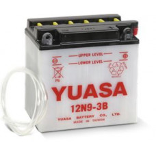 BATERIA YUASA 12N9-3B Eletrólito Incluído