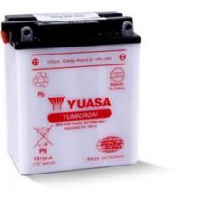 BATERIA YUASA YB12A-A  Eletrólito Incluído