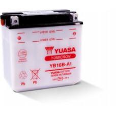 BATERIA YUASA YB16 B-A1  Eletrólito Incluído