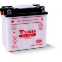 BATERIA YUASA YB7-A <br>Eletrólito Incluído
