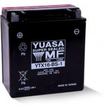 BATERIA YUASA YTX16 -BS-1