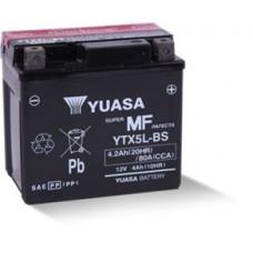 BATERIA YUASA YTX5 L-BS