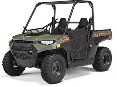 RANGER 150 - SAGEBRUSH GREEN