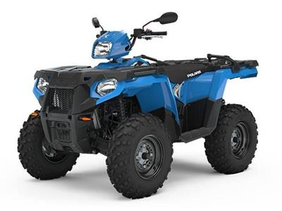 Polaris SPORTSMAN TOURING 570 EPS - VELOCITY BLUE TRACTOR