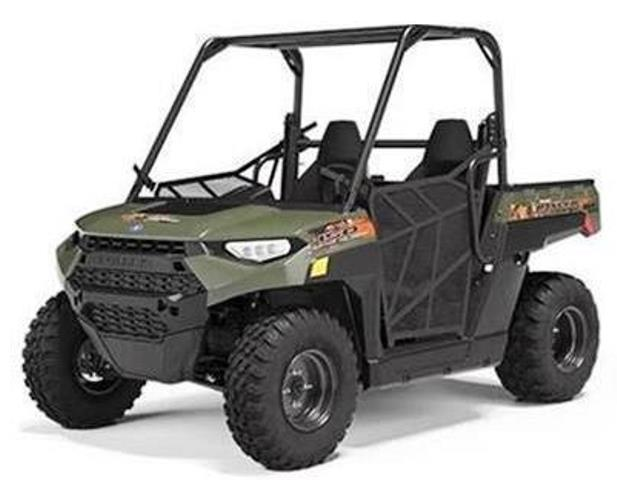 Polaris Ranger 150  Sagebrush Green