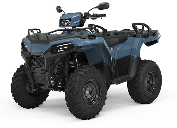 Polaris Sportsman 570 EPS  Zenith Blue TRATOR