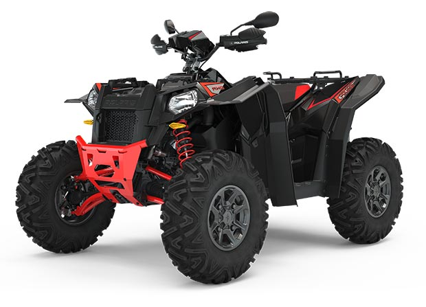 SCRAMBLER XP 1000 S EPS BLACK PEARL QUAD