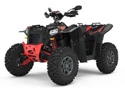 Polaris SCRAMBLER XP 1000 S EPS  BLACK PEARL TRATOR