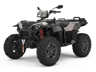 Polaris SPORTSMAN XP 1000 S EPS - GHOST GREY TRACTOR