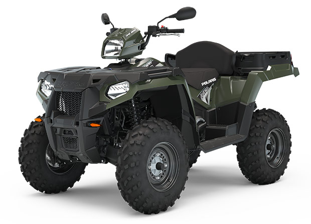 Polaris Sportsman X2 570 EPS  Sage Green TRATOR
