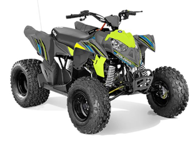 Polaris Outlaw 110  Lime