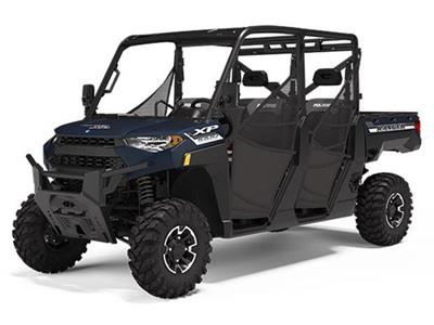 Polaris RANGER CREW FULL-SIZE 1000 6 EPS - BLUE TRATOR