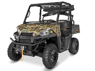 Polaris Ranger 570 MidSize Hunter SE  Pursuit Camo Quad
