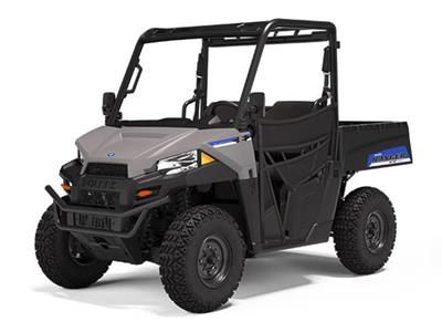Polaris RANGER EV MIDSIZE  AVALANCHE GREY QUAD