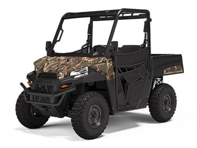 Polaris RANGER EV MIDSIZE HUNTER SE  PURSUIT QUAD