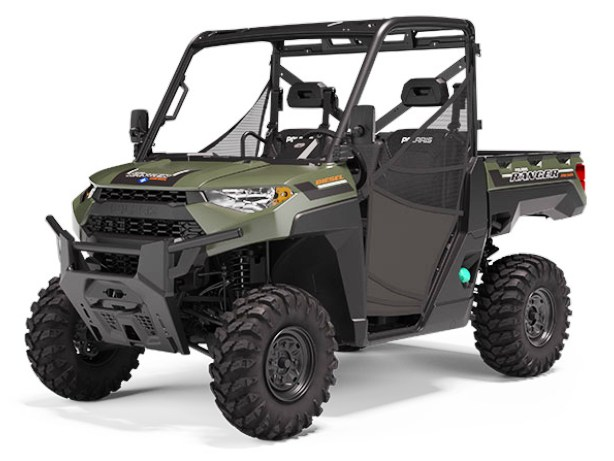 Polaris Ranger Diesel HD EPS  Sagebrush Green TRATOR