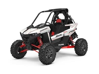 Polaris RZR 64 RS1 1000  WHITE LIGHTNING QUAD