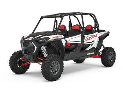 Polaris RZR 64 XP4 1000 EPS  WHITE LIGHTNING TRATOR
