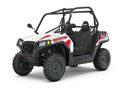 Polaris RZR 50 570  White Lightning Quad