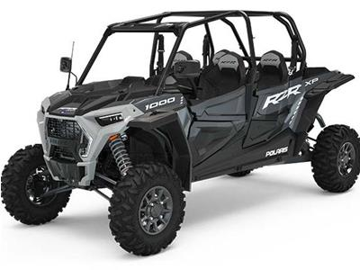RZR 64 XP4 1000 EPS  Stealth Grey TRATOR