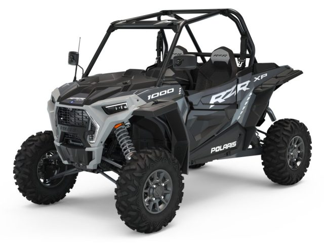 Polaris RZR 64 XP 1000 EPS  Stealth Grey TRATOR