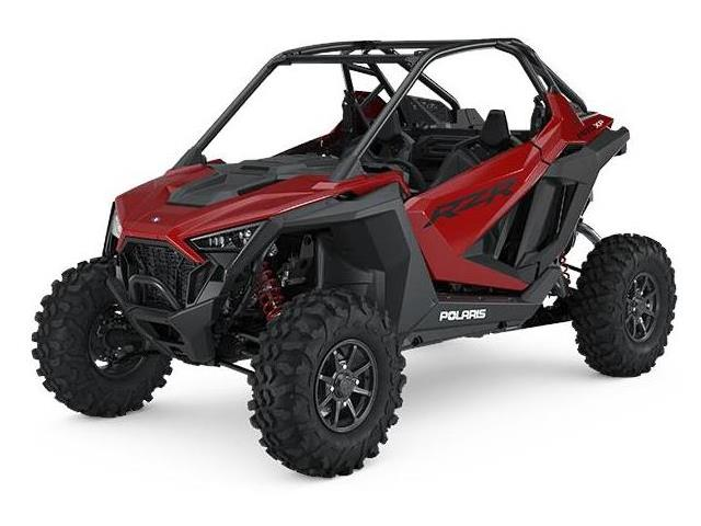 Polaris RZR 64 Pro XP Performance Red Quad
