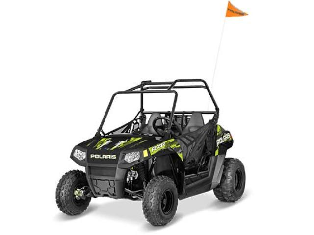 Polaris RZR 170  Cruiser Black